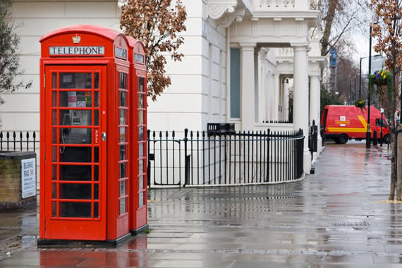 Foto Cabina Telefonica Di Londra : London europe service la cabina telefonica rossa