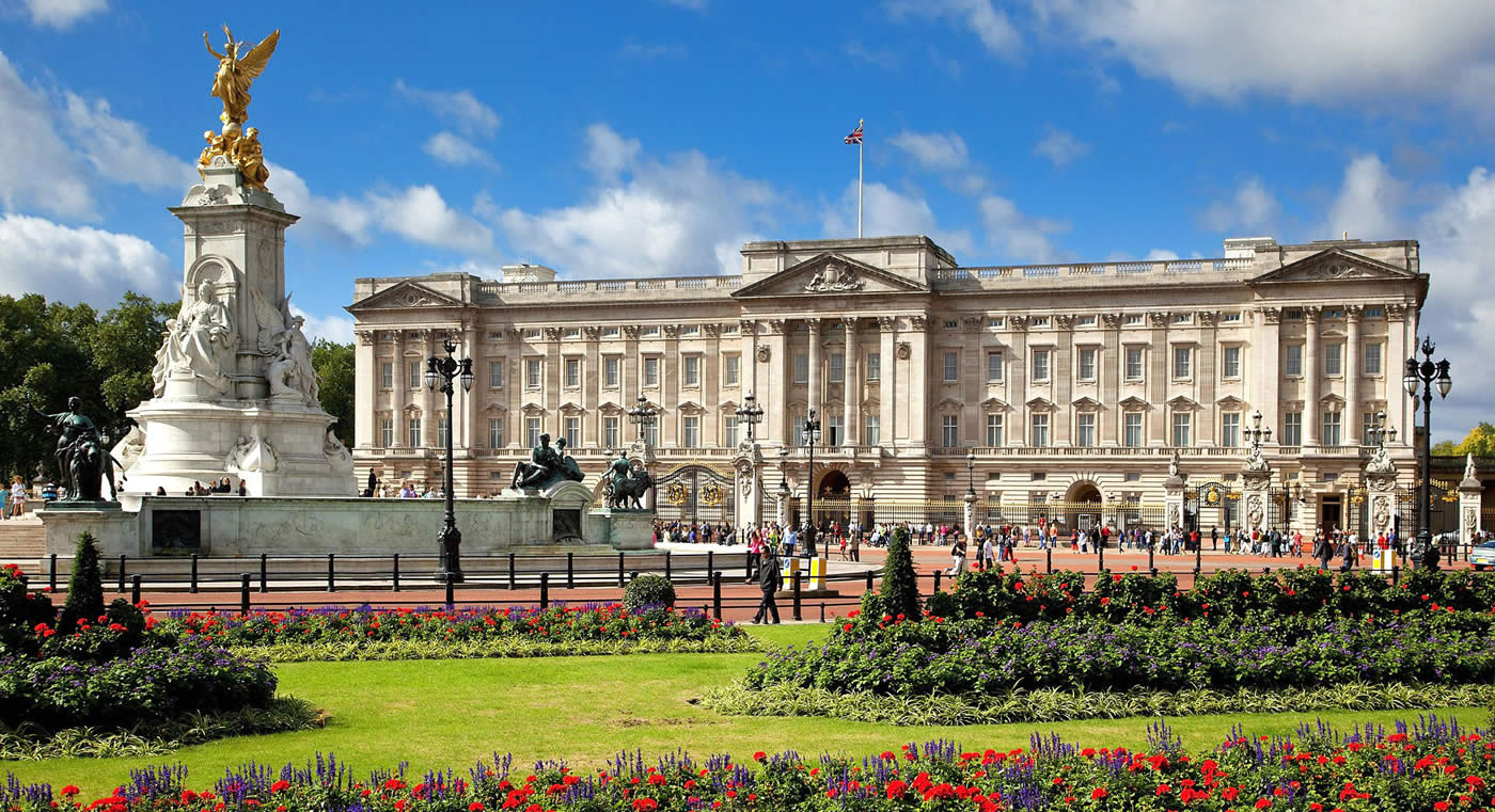 Londra-buckingham-palace