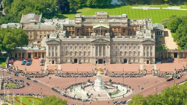London europe service buckingham palace londra - Buckingham palace interno ...