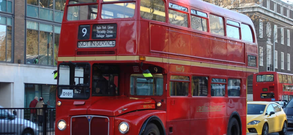 London europe service i bus a due piani for Piani a due piani