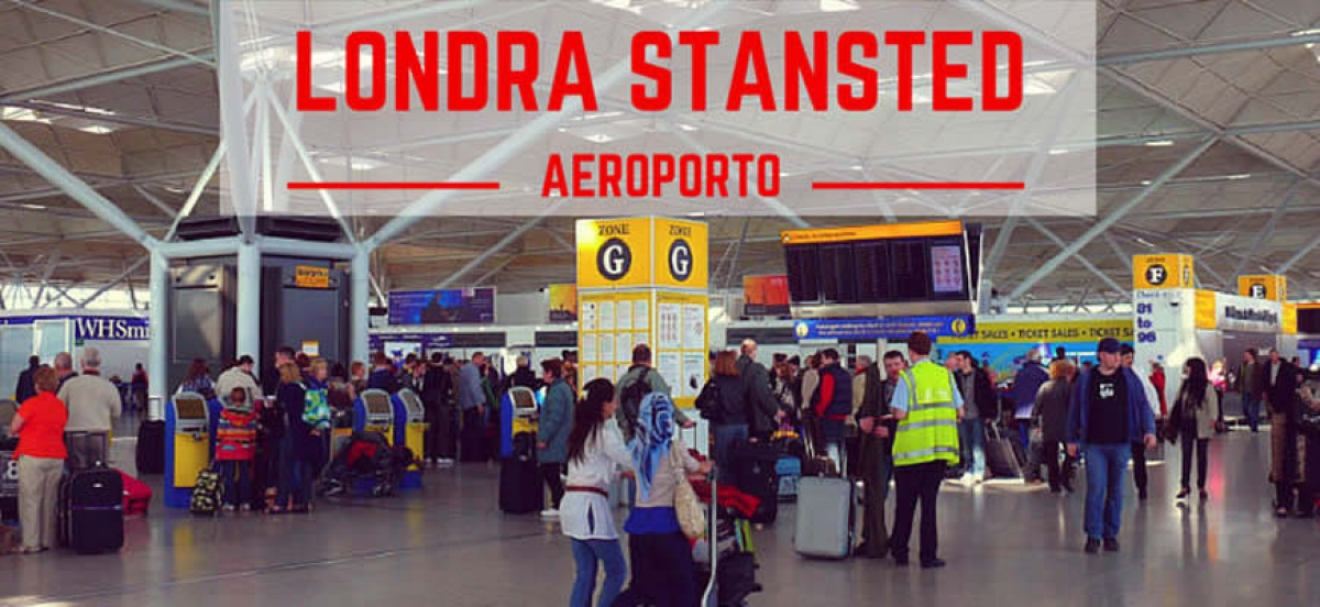 Taxi aeroporto di Stansted